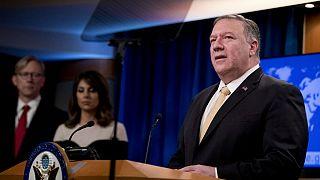 انتقاد پمپئو از عدم حمایت «کافی» اروپاییها از عملیات آمریکا علیه قاسم سلیمانی