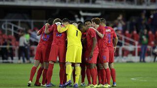 ABD Ulusal Futbol takımı