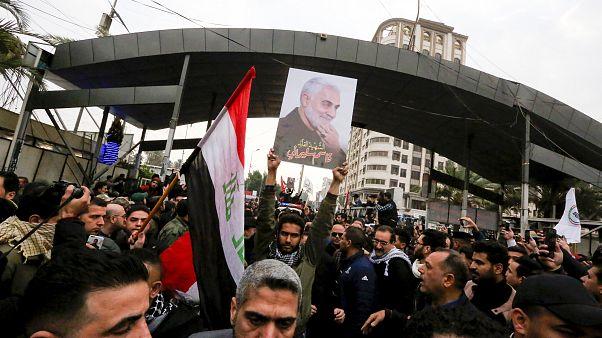 فرمانده سپاه در واکنش به کشته شدن قاسم سلیمانی: انتقام، راهبردی خواهد بود