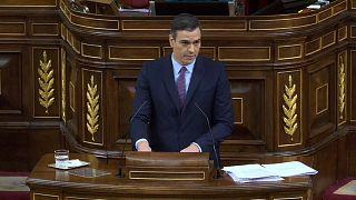 El Congreso de los Diputados rechaza la investidura de Pedro Sánchez en la primera votación