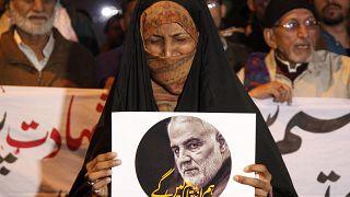 أ ف ب: طهران تقول إنها تلقت رسالة من واشنطن بأن يكون الرد على قتل سليماني متناسباً