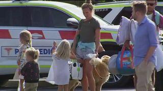 Maior processo de evacuação de sempre na Austrália