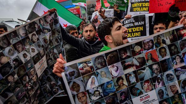Suriye İnsan Hakları İzleme Örgütü'ne göre Suriye iç savaşının aralık bilançosu: 989 ölü