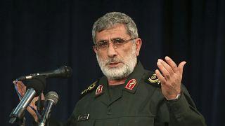القائد الجديد للحرس الثوري الإيراني، الجنرال إسماعيل غاني