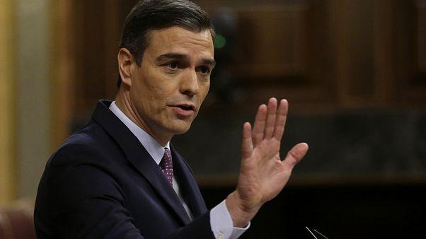 Debatte über Koalitionsregierung - Sánchez darf hoffen