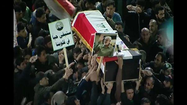 Trauer um General Soleimani: Wie reagiert der Iran?