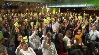 النمسا: الخضر يقررون تشكيل تحالف مع المحافظ سيباستيان كورتز