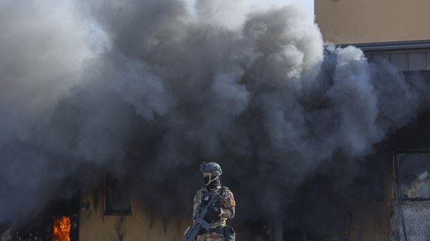 Ιράκ: Επιθέσεις με ρουκέτες κατά αμερικανικών στόχων
