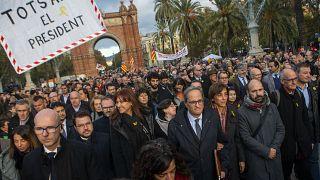 El Parlament de Cataluña ratifica a Torra como presidente tras la inhabilitación de la JEC
