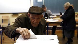Les Croates votent pour le second tour de l'élection présidentielle