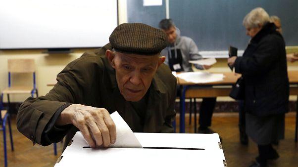 Croatas elegem presidente
