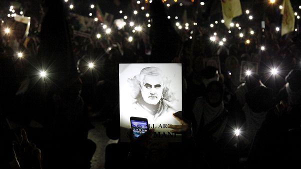 USA-Iran-Konflikt: Massentrauer und neue Drohungen