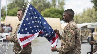 Megtámadtak egy amerikai katonai bázist Kenyában
