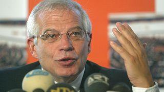 كبير الدبلوماسيين في الاتحاد الأوروبي جوزيب بوريل