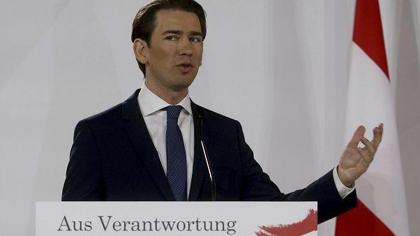 Avusturya Başbakanı Sebastian Kurz, AB'nin göçmenlik politikasını eleştirdi