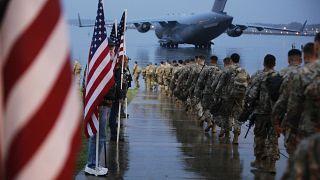 التحالف الدولي يعلّق عملياته ضد تنظيم الدولة الإسلامية في العراق