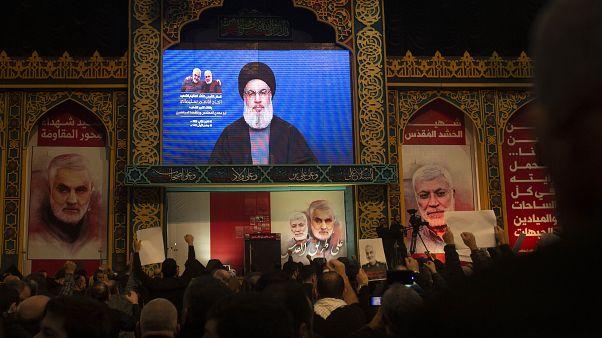 Nasrallah garante retaliação contra EUA e fala de uma nova fase na região