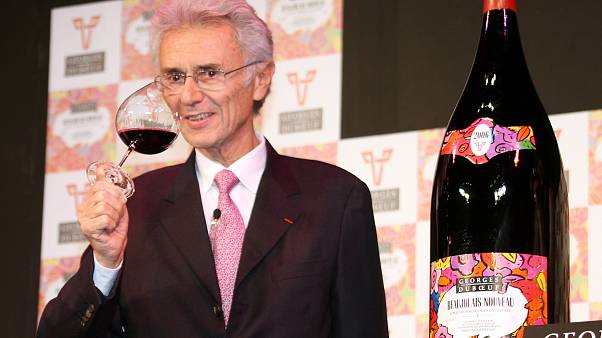 'Pope of Beaujolais' wine merchant Georges Duboeuf dies at 86