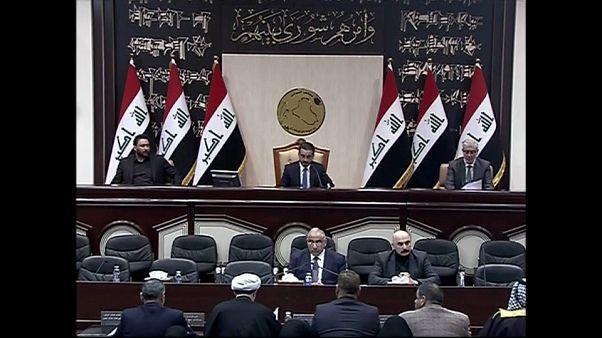 Après la mort de Soleimani, le Parlement irakien demande l'expulsion des troupes de la coalition