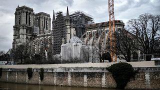 Notre-Dame de Paris toujours en péril, le 26 décembre 2019