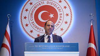 Dışişleri Bakanı Özersay: Türk halkının menfaatlerine aykırı adımlara karşı geri durmayacağız