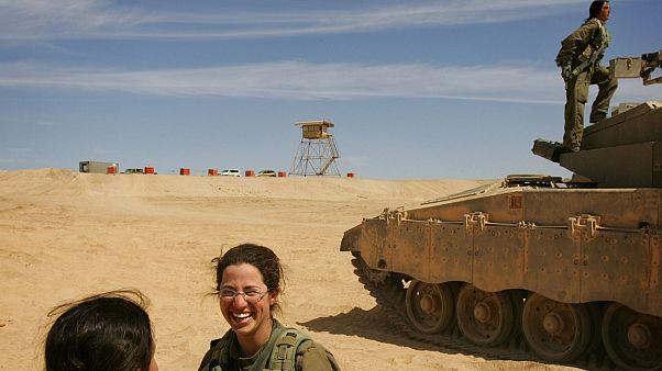زنان ارتش اسرائیل اجازه راندن تانک مییابند