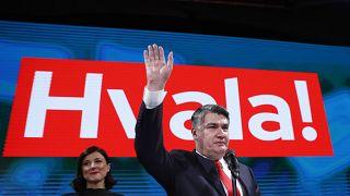 Zoran Milanović wird Kroatiens neuer Präsident
