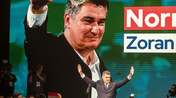Hırvatistan'da cumhurbaşkanlığı seçimleri
