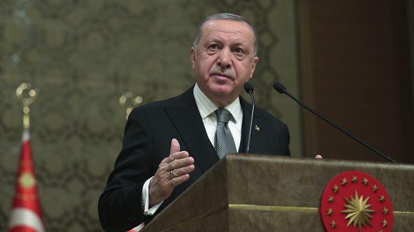 Turquia começou a enviar tropas para a Líbia