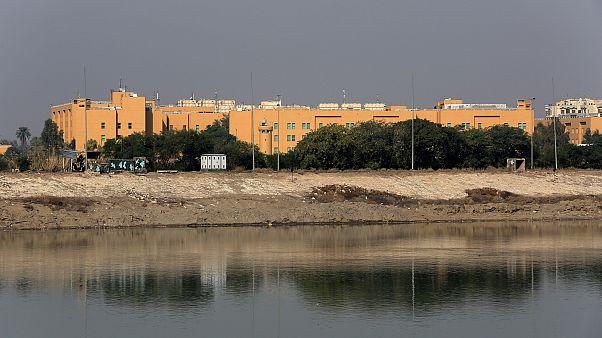 ABD'nin Bağdat Büyükelçiliği