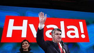 Ellenzéki elnöke lesz Horvátországnak