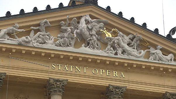 В Праге вновь открылась Государственная опера