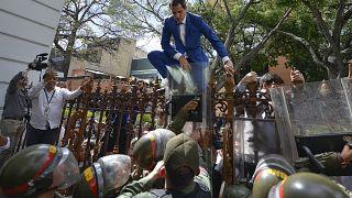 Venezuela hat nun zwei konkurrierende Parlamente