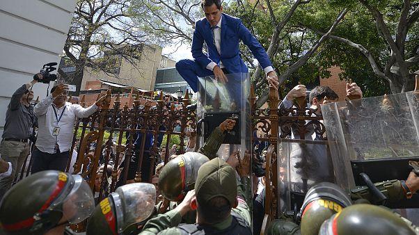 Maduro parlamenti puccsa - tovább mélyül a káosz Venezuelában