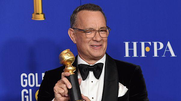 ABD'li aktör Tom Hanks