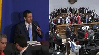 Двоевластие в венесуэльском парламенте