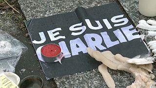 """""""Шарли эбдо"""" - пятая годовщина трагедии"""
