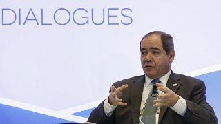 Cezayir Dışişleri Bakanı Sabri Bukadum