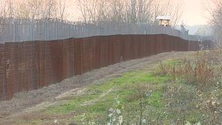 Kerítés a szerb-magyarhatáron