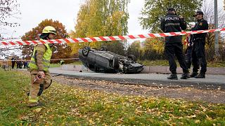 Norveç'in başkenti Oslo'da 2019 yılında trafik kazalarında toplamda 1 kişi öldü