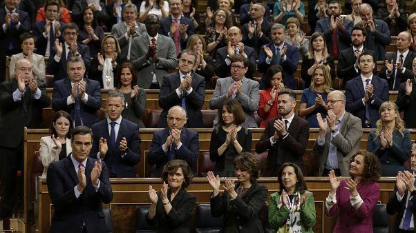 Spain's Sanchez falls short for coalition agreement once again