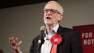 زعيم حزب العمال البريطاني جيريمي كوربين