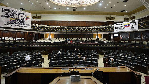 آمریکا اقدام حزب حاکم ونزوئلا در تصاحب مجمع ملی را محکوم کرد