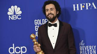 رامي يوسف بعد فوزه بالجائزة
