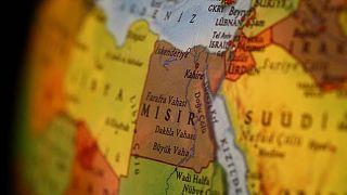 Mısır haritası