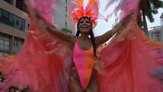 شاهد: انطلاق الاحتفالات غير الرسمية لكرنفال ريو دي جانيرو