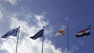 Την Τετάρτη η πενταμερής ΥΠΕΞ  Αιγύπτου, Ελλάδας, Κύπρου, Γαλλίας και Ιταλίας