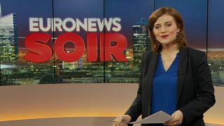 Euronews Soir : l'actualité du lundi 6 janvier 2020