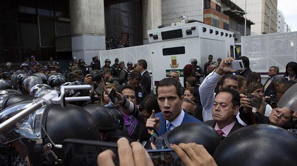 La Unión Europea sigue reconociendo a Guaidó como Presidente de la Asamblea Nacional de Venezuela