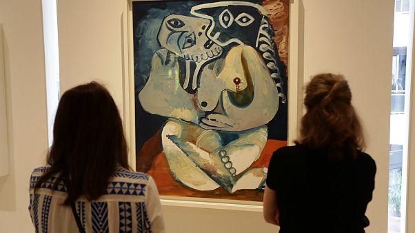 Avustralya'daki yangınlar sanatı da vurdu: Picasso ve Matisse sergileri kapatıldı